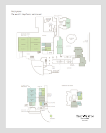 Westin Bayshore Floorplans