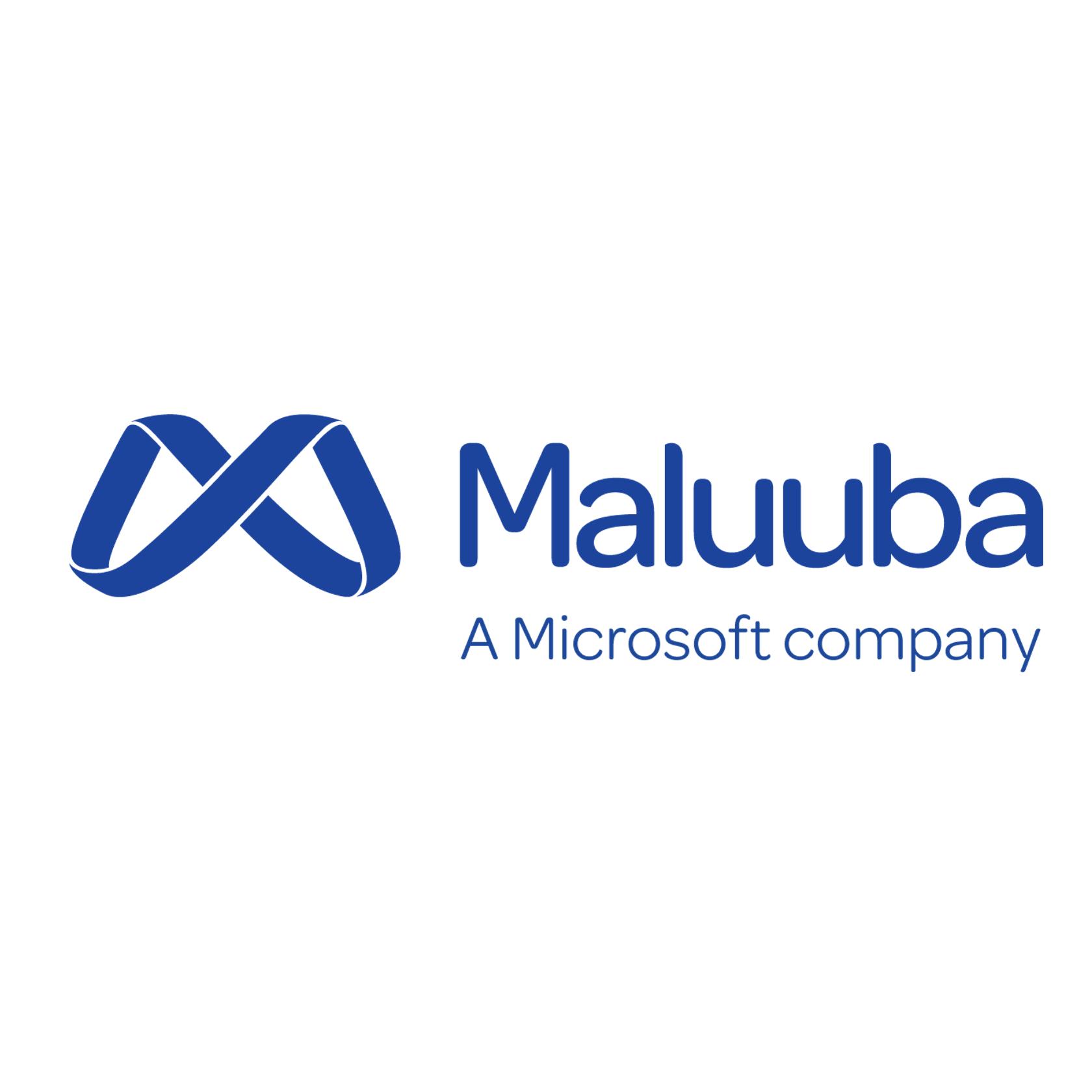 Maluuba Logo