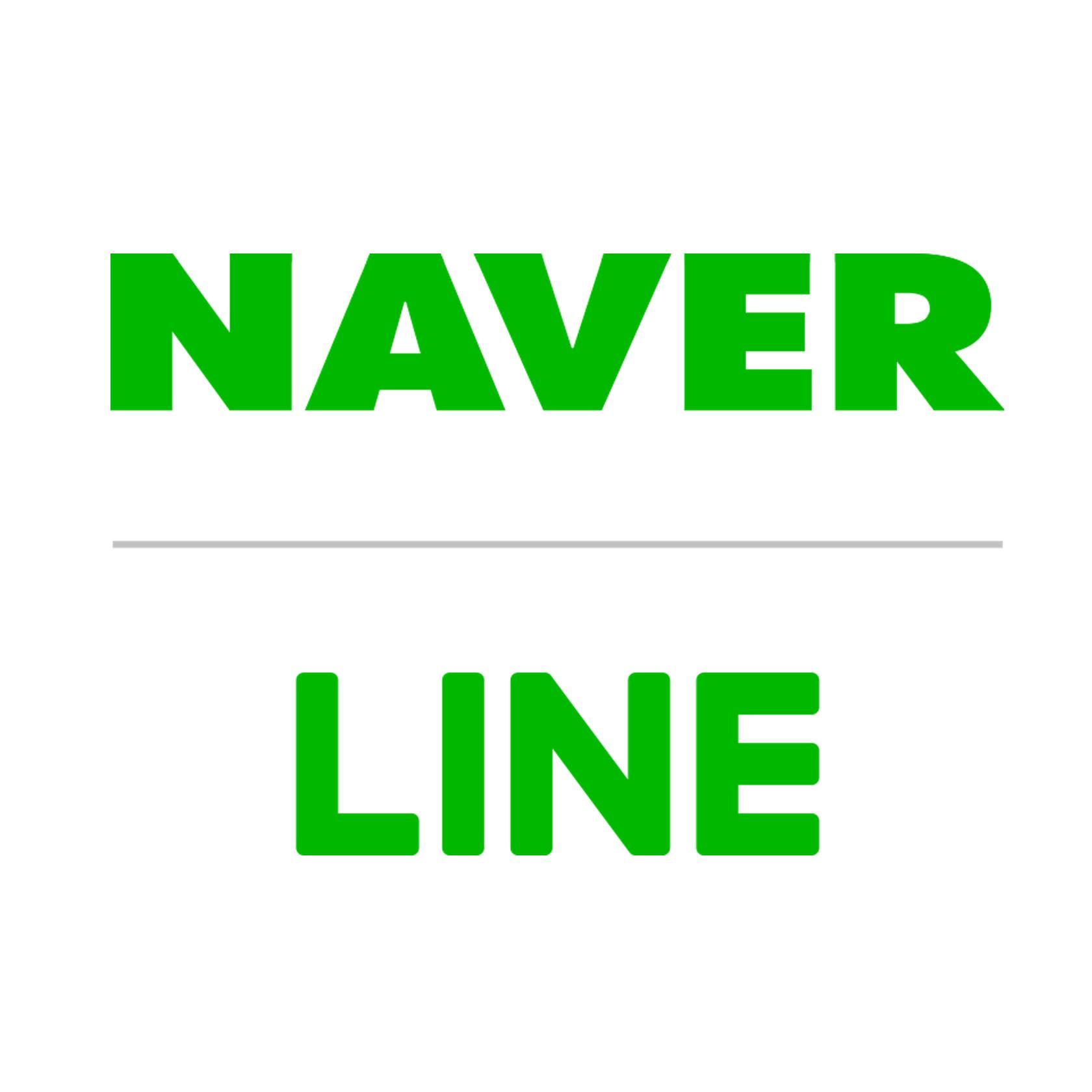 Naver Line Logo